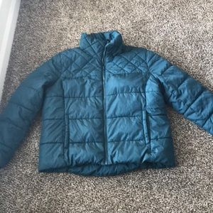 Fleece Puffer Jacket